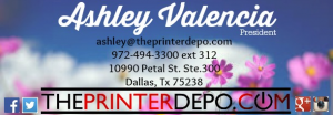 Ashley Valencia logo